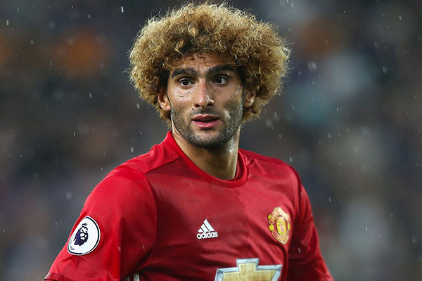 Mourinho Says No‎ Problem As Fellaini Joins Pogba, Carrick As United's Injury-Hit Stars