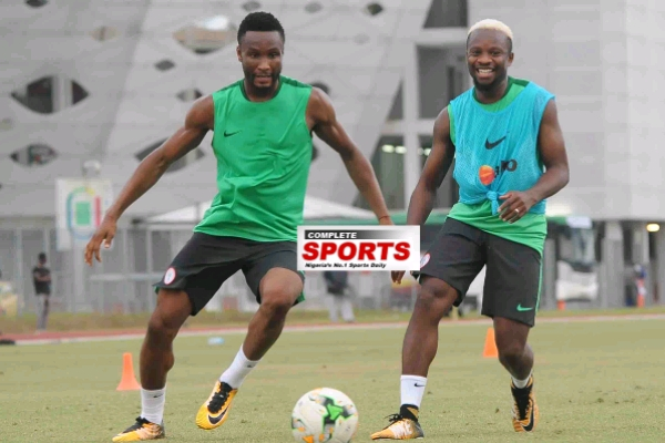 Mikel: Super Eagles Motivated To Beat Zambia, We Won't Talk Too Much
