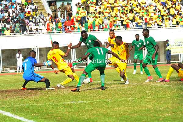 Home Eagles To Know CHAN Group Foes As CAF Fix Draw Date
