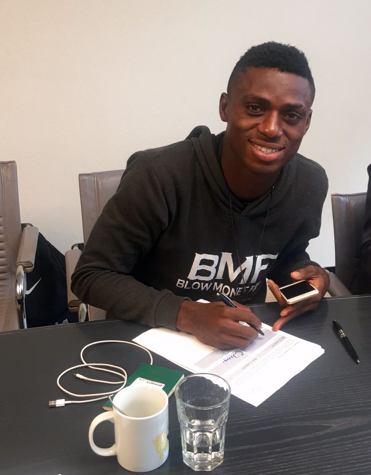 OFFICIAL: Odey Completes FC Zurich Switch From MFM FC