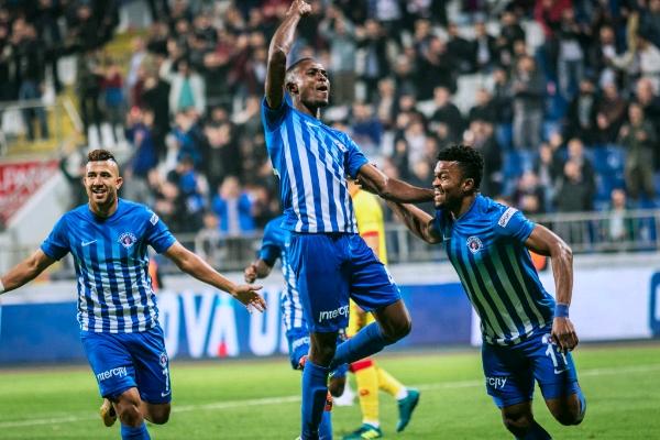 Omeruo Praises Nigerian Teammate Eduok After Assist In Kasimpasa Win