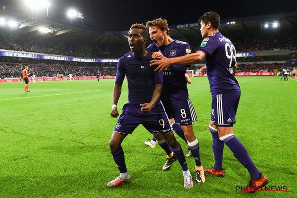 Onyekuru Hits Late Anderlecht Winner Vs Standard Liège