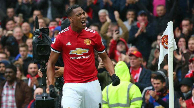 Neville Slams Martial, Claims Manchester United Star Gives Only 85 Percent In Games