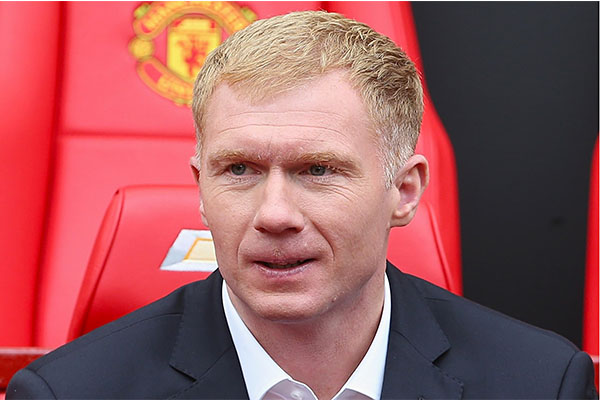 Man United Legend Scholes Interviewed For Oldham Manager Job