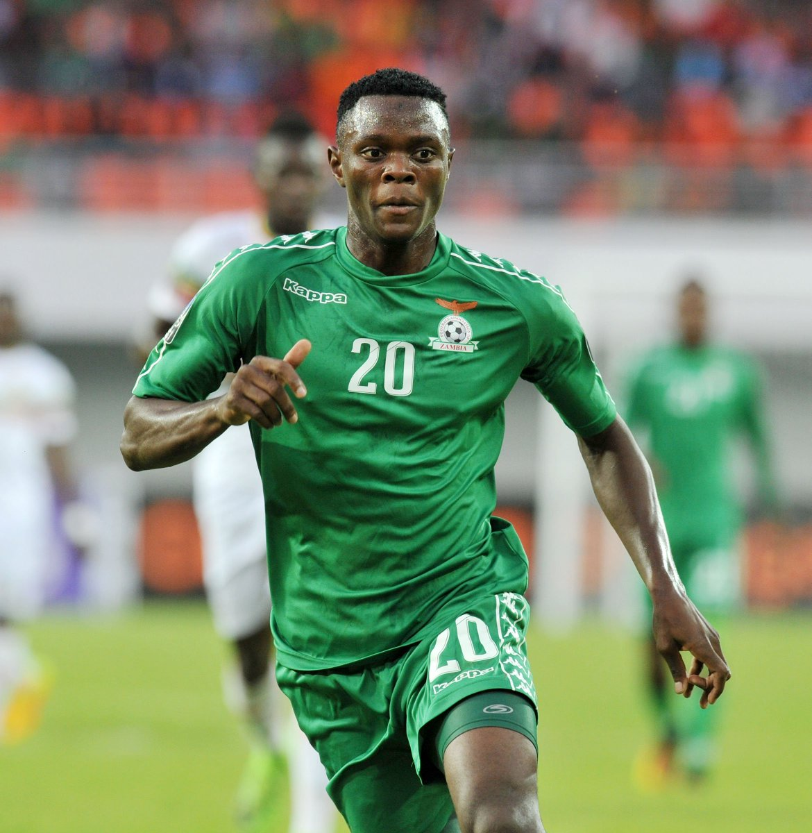 Chipolopolo Star Patson Daka To Join Team In Abuja