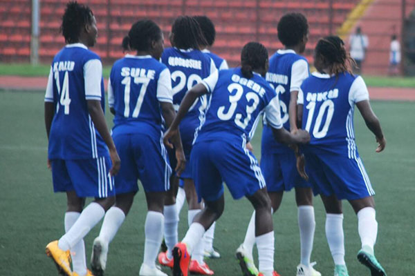 2017 Women's Aiteo Cup:  Rivers Angels Thrash Bayelsa Queens To Reach Final