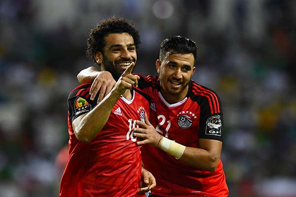 Egypt President Rewards Pharaohs With $85k World Cup Bonus