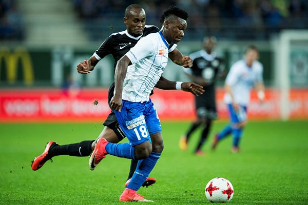Gent Star Kalu Ready To 'Catch' Super Eagles Chance