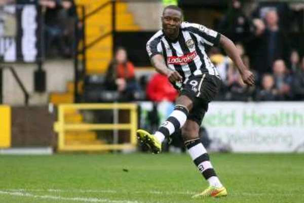 Notts County Boss Happy With Ameobi's Recovery From Injury
