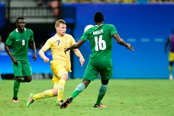 Rio 2016 Star Amuzie Dreams Super Eagles Return