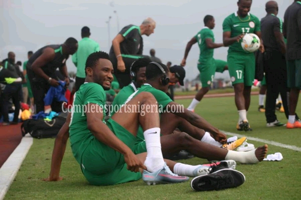 14 Super Eagles To Arrive In Uyo Today