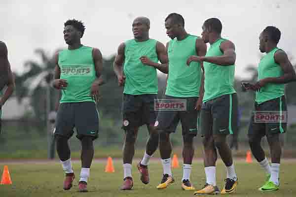 ROAD TO RUSSIA: 10 Super Eagles Players Who Should Feature Vs Algeria