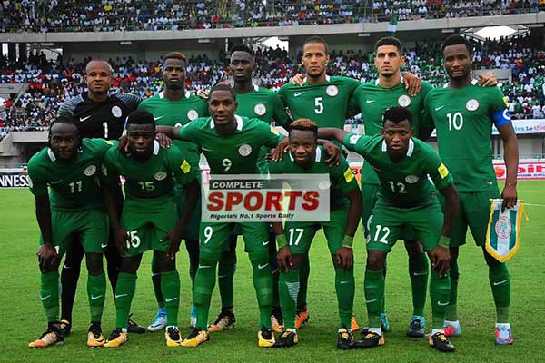 CAF, Atiku, Ikpeba Salute Super Eagles On 2018 World Cup Qualification ‎