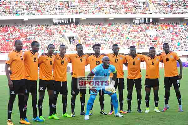 Zambia Captain Mweene: We Made Super Eagles Sweat To Beat Us