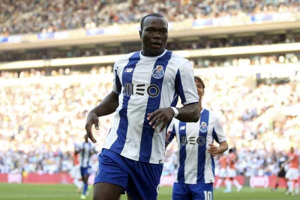 Cameroon Striker Aboubakar Signs New Porto Deal
