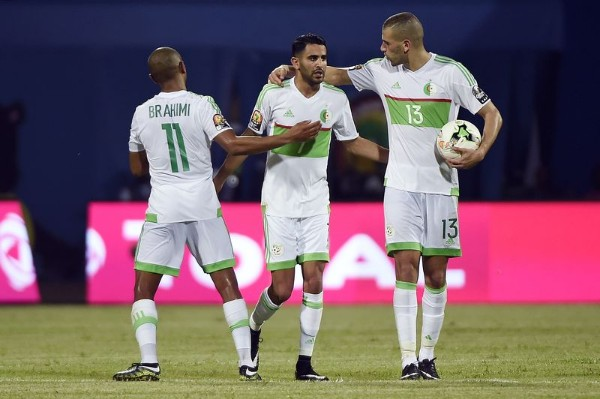 Madjer Names Mahrez, Slimani, Brahimi In Strong Algeria Squad For Nigeria Clash