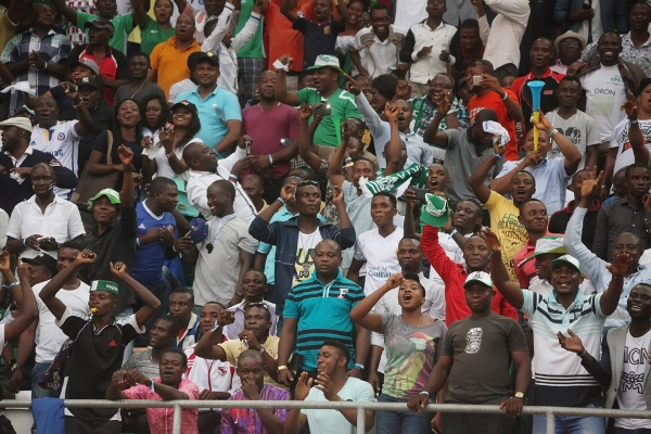 FIFA Fine, Warn Nigeria Over Pitch Invasion Vs Cameroon