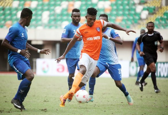Imenger Tips Akwa United To Beat Tornadoes In Aiteo Cup Final
