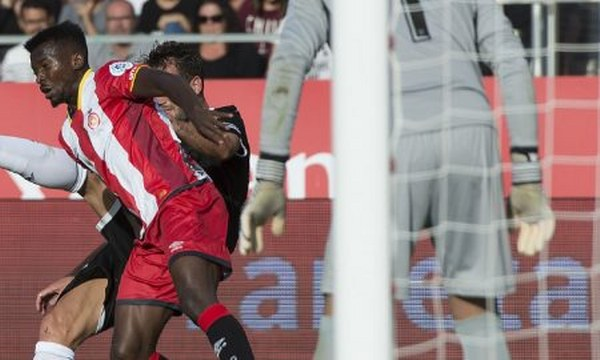 Kayode Can't Save Girona From Copa Del Rey Home Defeat