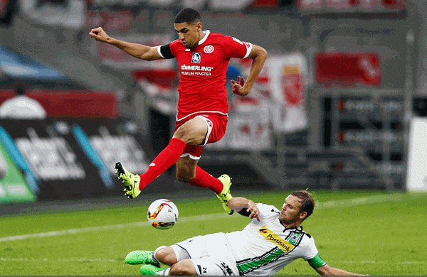 German Cup: Balogun's Mainz Face Stuttgart, It's Osimhen Wolfsburg Vs Nurnberg‎ In Round Of 16