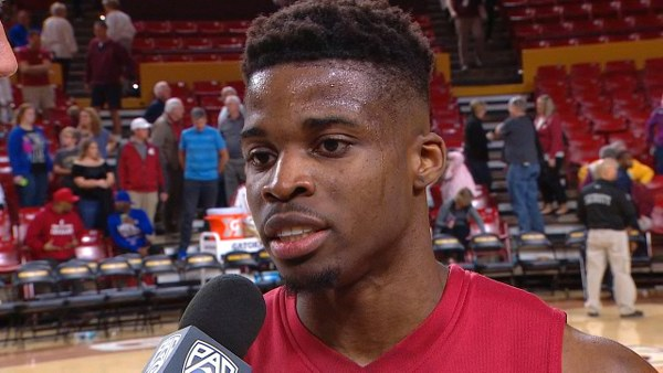 Basketball: Iroegbu Signs For NBA G-League Side Clippers, NBBF Thrilled