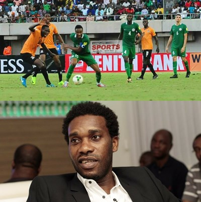Okocha: Super Eagles Can Shock The World In Russia