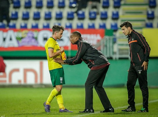 Oliseh's Fortuna Sittard Suffer Second Straight Defeat, Drop To Third Place