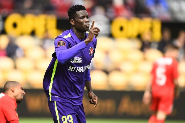 Onuachu Fires Midtjylland To Top Of Danish Super League