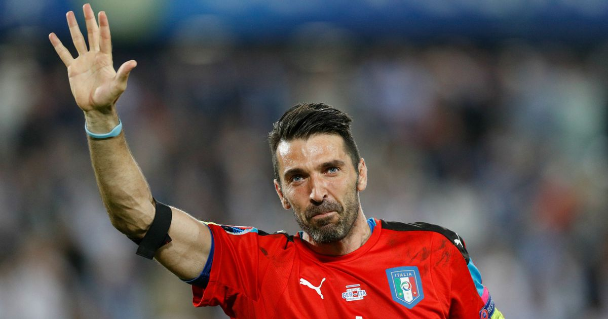 Buffon: If Juventus Fail To Win The Champions League Then I'll retire after 2018 World Cup