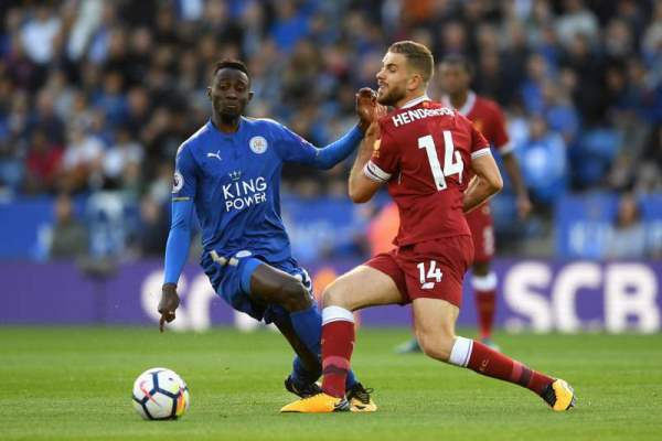 Shakespeare: Ndidi, Vardy Fit For Leicester Vs West Brom