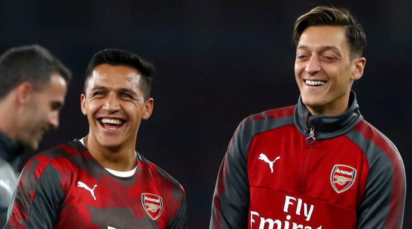 Mertesacker Reveals Reasons Why Sanchez And Ozil Are Still Committed To Arsenal