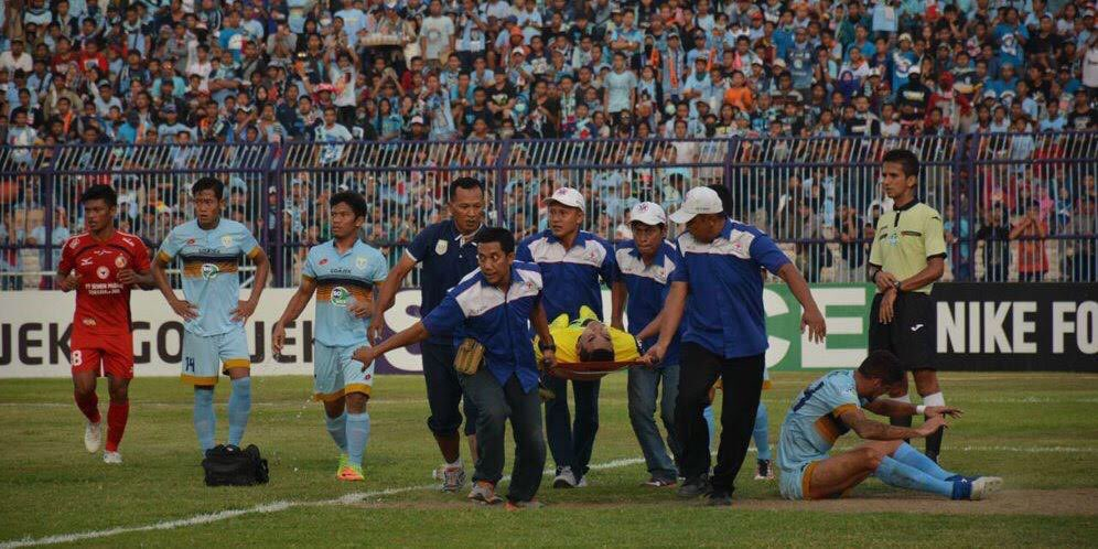 Indonesian Club Lamongan FC Mourn Goalkeeper Huda Who Died After Collision With Teammate