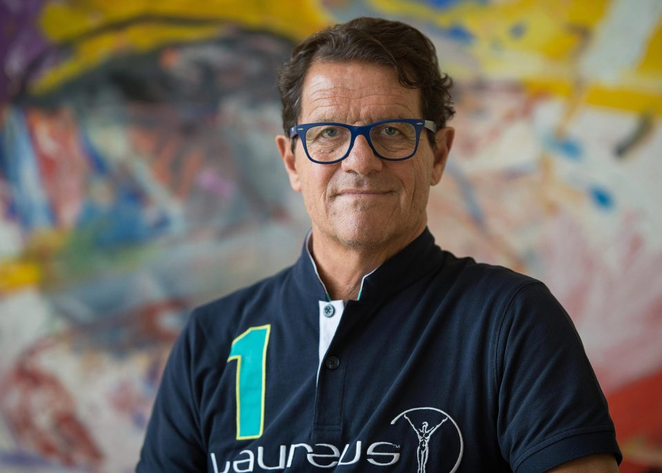 Chinese Club Jiangsu Suning Confident Capello Will Turn Down Italy Job