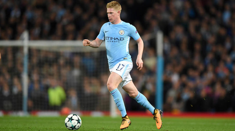 De Bruyne Claims Premier League Title Fight Is Straight Fight Between Manchester Teams
