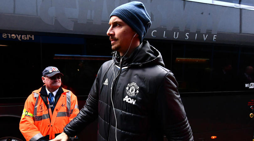 Manchester United Get Ibrahimovic Boost With Striker Tipped To Return By December