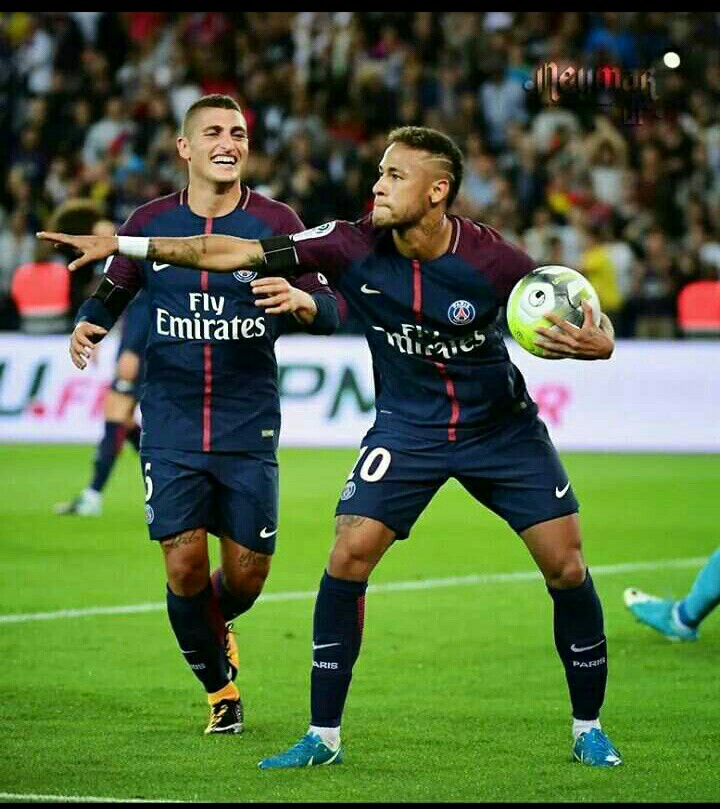 Verratti: If I Was Neymar, I would Have Lost My Control Earlier Than He Did