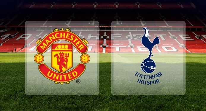 Image result for Manchester United vs Tottenham Hotspur live