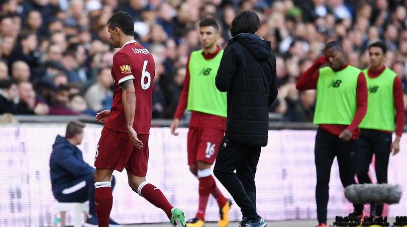 Ex-Liverpool Star Thompson Asks Klopp To Rest Under-fire Lovren