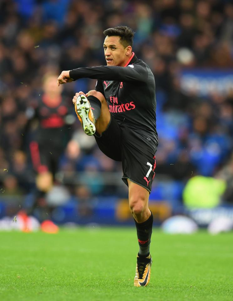 Sanchez Posts 'Sad' Selfie On Instagram But Wenger Insists On £30m Fee For Want-away Manchester City Target