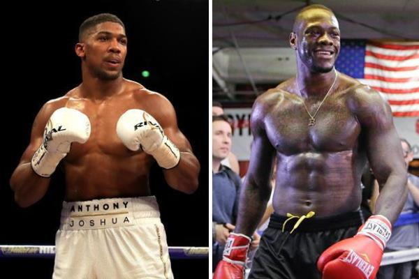 Wilder: Joshua Must Learn How To Talk Like A Champion