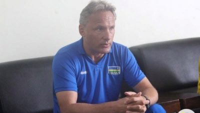 CHAN: Rwanda Coach Hey Happy To Draw Nigeria, Targets Q/Finals