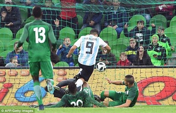 Super Eagles Slip In FIFA Ranking As Iceland Rise; Argentina, Croatia Steady