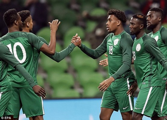 Russia 2018: Super Eagles Draw Argentina Again As Morocco Get Spain, Portugal