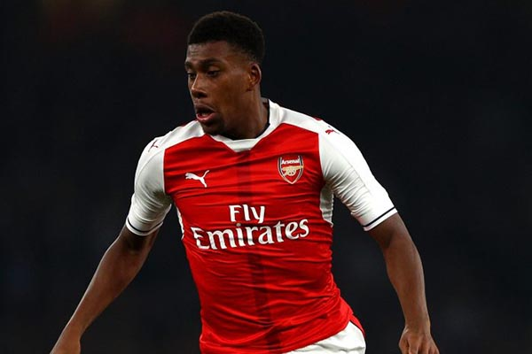 Arsenal In Contract Extension Talks With Iwobi
