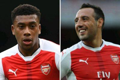 Iwobi: Carzola Is Arsenal's Most Skilful Player