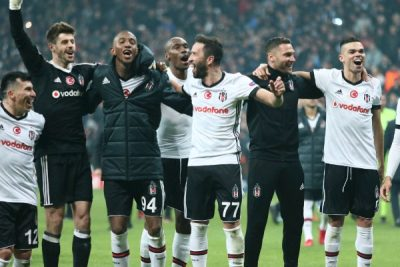 Champions League: Besiktas Claim R16 Spot As Maribor Hold Spartak Moscow