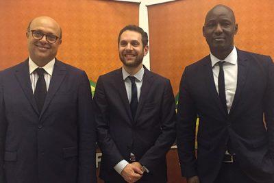 CAF Appoint Egypt's Fahmy New Sec Gen, Baffo Deputy Sec Gen