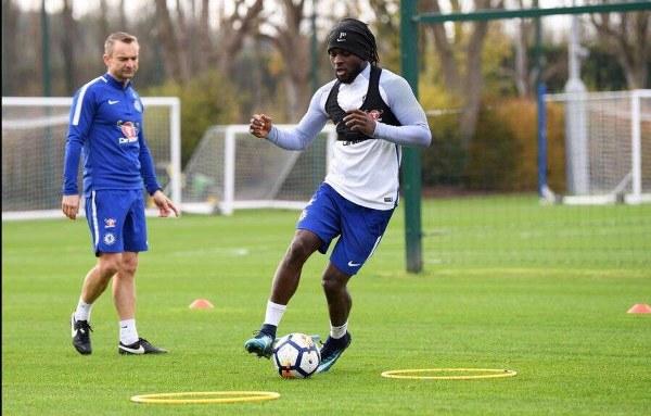 Moses Set For Chelsea Return Vs West Brom After Int'l Break