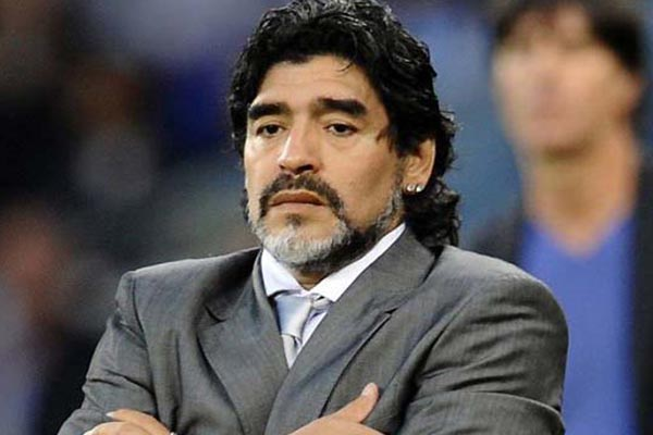Maradona wants to return as Argentina coach