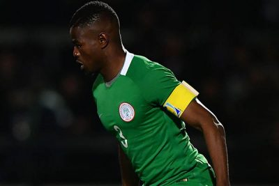 Echiejile 'Excited About Super Eagles World Cup Group